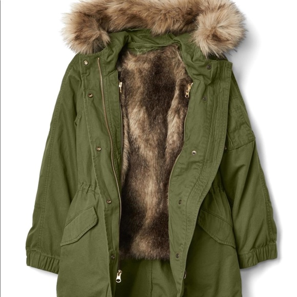 2ec01f9db GAP Jackets & Coats | Kids Girls 3 In 1 Parka Coat Xl 12 | Poshmark